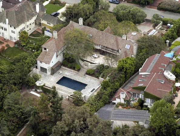 Jennifer Aniston Celebrity Homes Zimbio