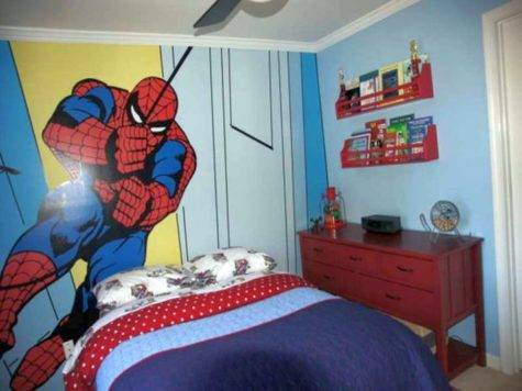Joyous Paint Color Ideas Boys Rooms