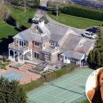 Katie Couric Celebrity Homes Hamptons News
