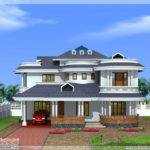 Kerala Home Painting Models Modern House