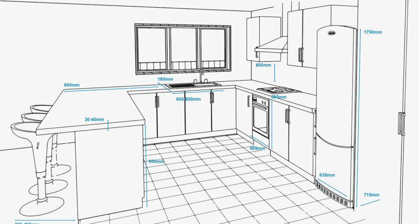 Key Measurements Kitchen Renovation Refresh