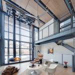 Key Traits Industrial Interior Design