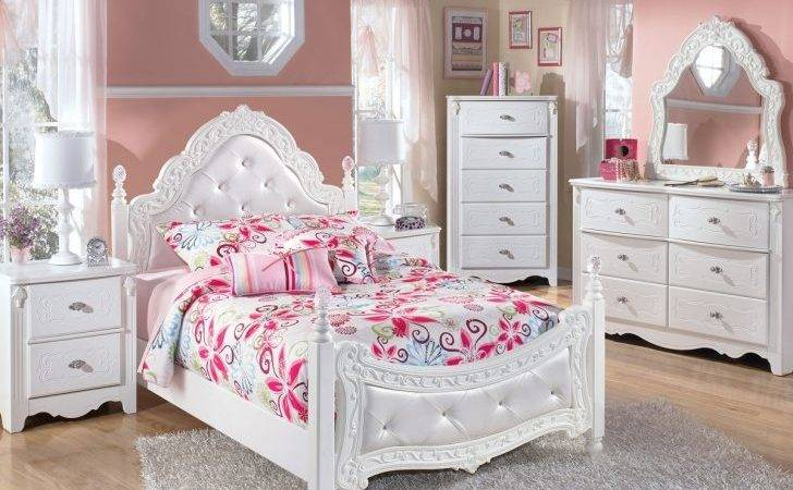 Kids Bedroom Girls Furniture Sets Awesome Combination