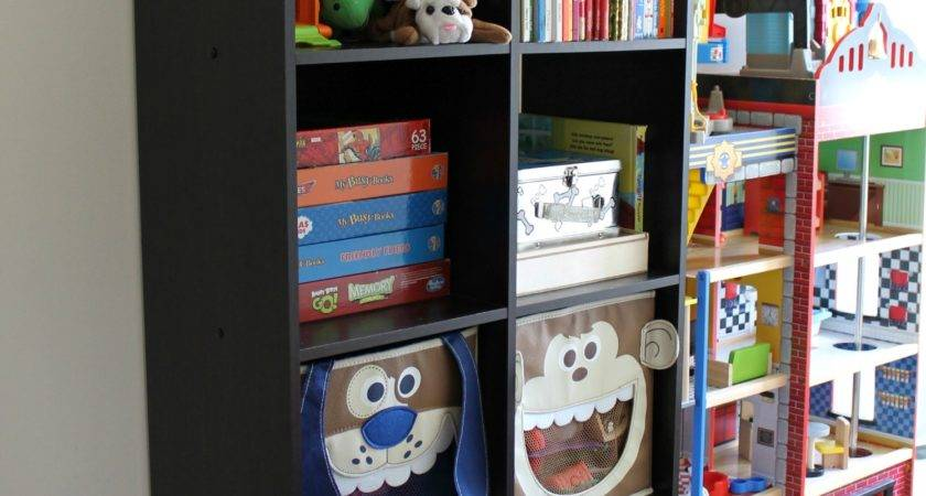 Kids Storage Organization Ideas Girl Garage