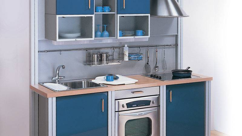 Kitchen Aluminium Stainless Steel