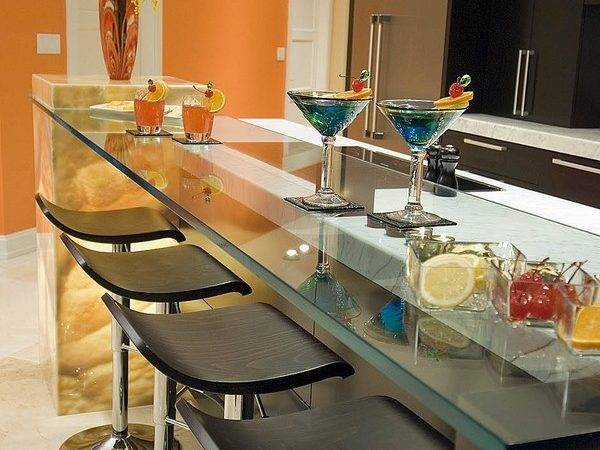 Kitchen Bar Top Ideas Choose Right Counter