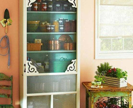 Kitchen Best Way Build Freestanding Pantry