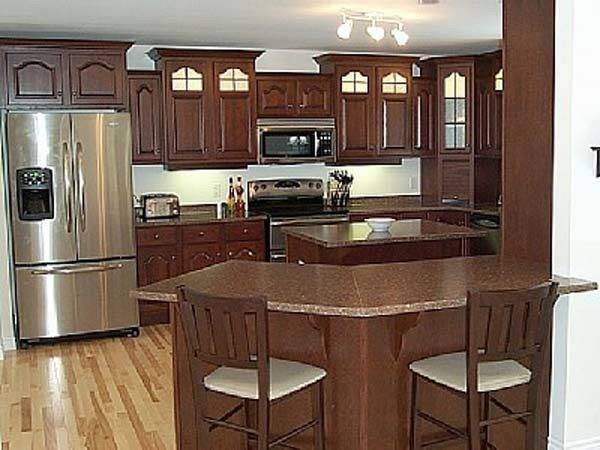 Kitchen Breakfast Bar Ideas Design