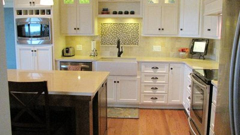 Kitchen Cabinet Built Photos