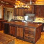Kitchen Cabinets Rustic Wood Quicua