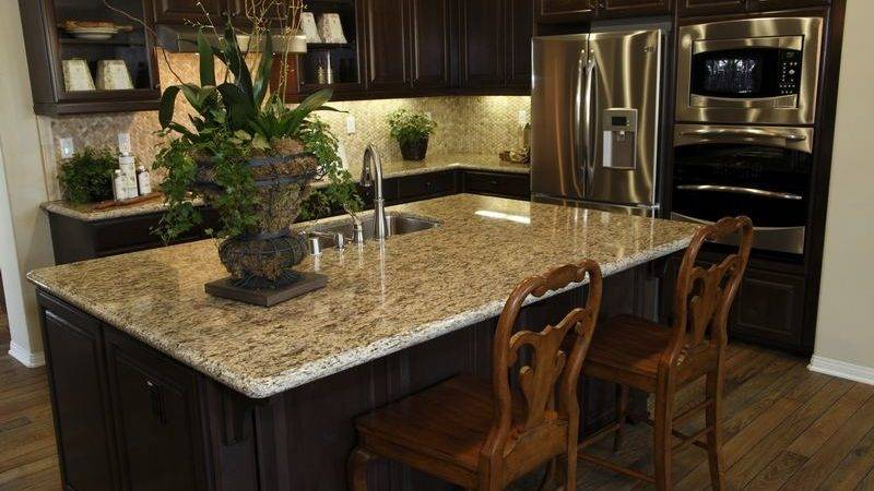Kitchen Cabinets Traditional Dark Wood Nearly Black
