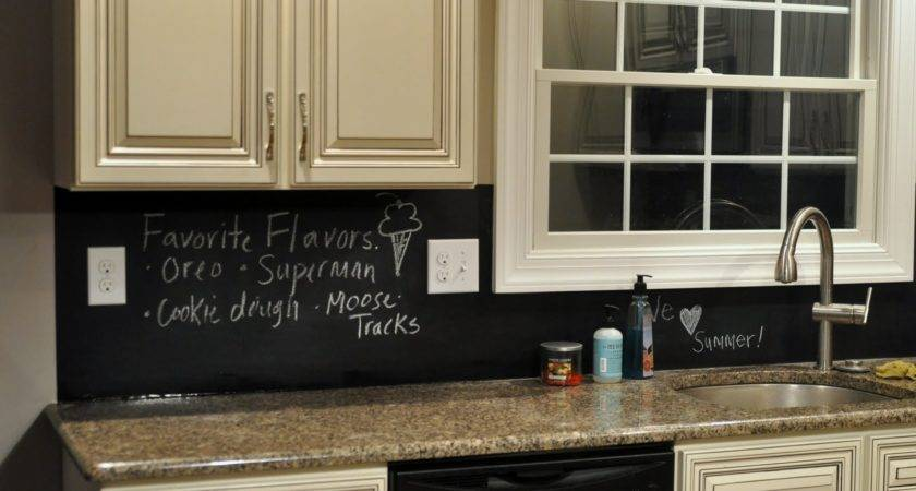 Kitchen Chalkboard Style East Coast Creative Blog