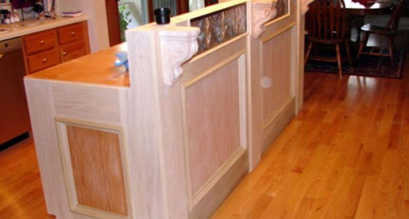 Kitchen Countertop Bar Designs Build