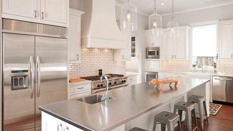 Kitchen Countertop Ideas Fresh Modern Looks