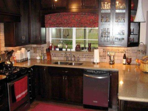 Kitchen Countertops Decorating Ideas Decosee