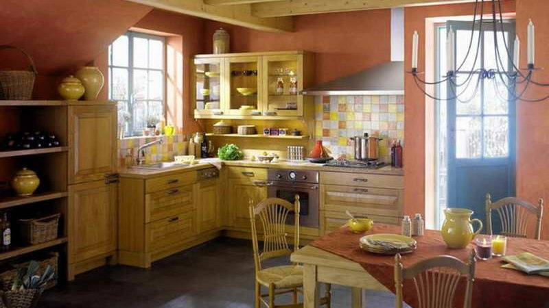 Kitchen Cute Country Living Kitchens