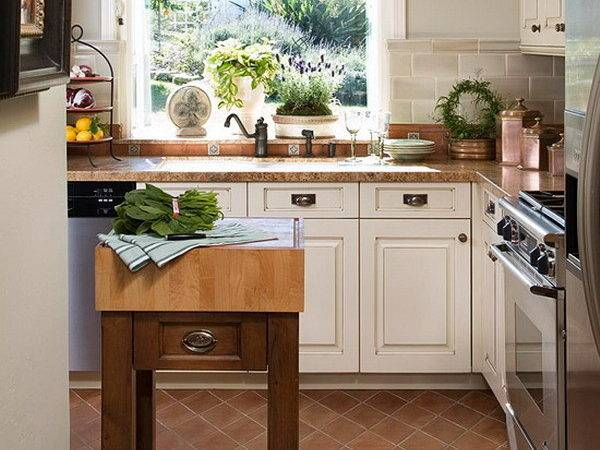 Kitchen Cute Small Island Ideas Enchanting