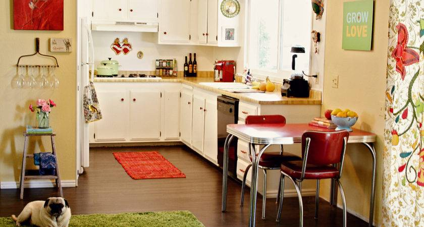 Kitchen Decor Ideas Your Mobile Home Rental