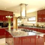 Kitchen Decoration Modern Architecture Concept