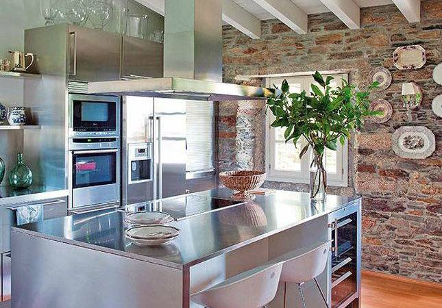 Kitchen Design Ideas Stone Walls Decoholic