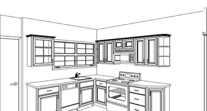 Kitchen Design Layout Functional Small