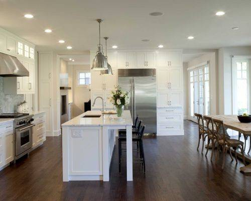 Kitchen Dining Room Combination Home Design Ideas