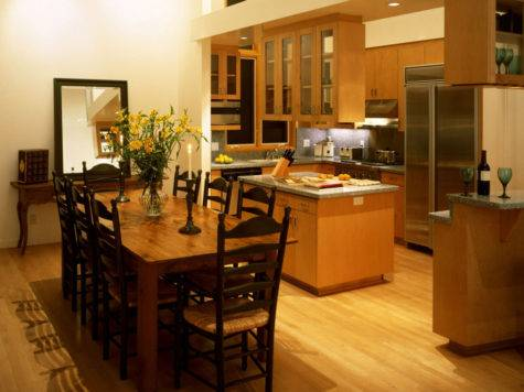 Kitchen Dining Rooms Design Photos