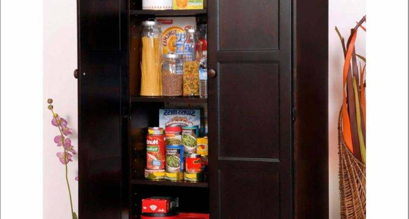 Kitchen Diy Freestanding Pantry