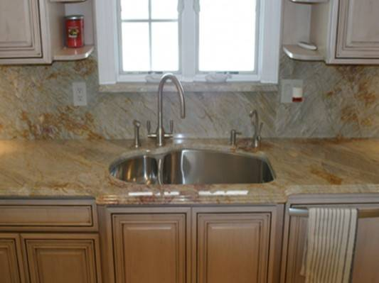 Kitchen Granite Backsplash Ideas Home Design Tips Guides