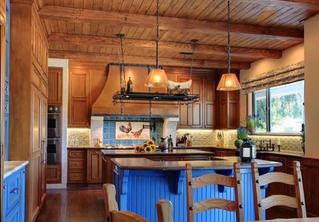 Kitchen Lighting Traditional Los Angeles