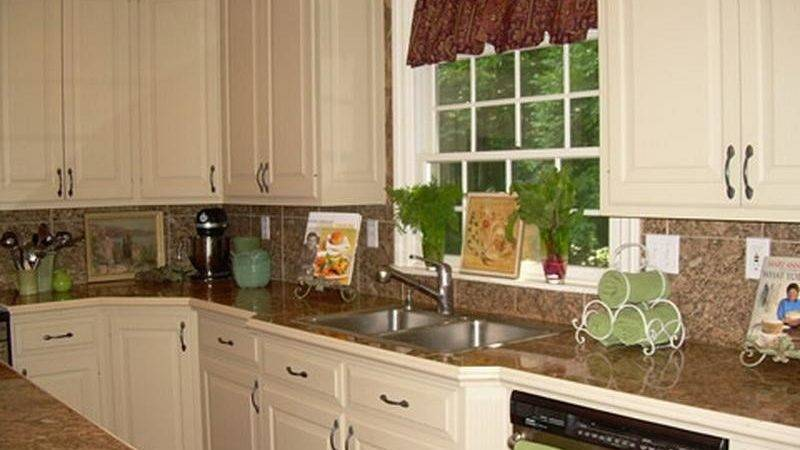 Kitchen Neutral Color Schemes Wood Cabinets