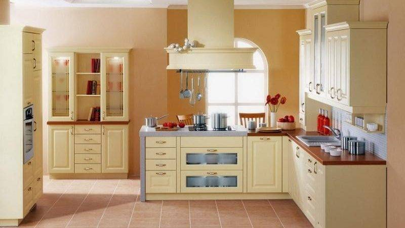 Kitchen Paint Color Schemes Ideas