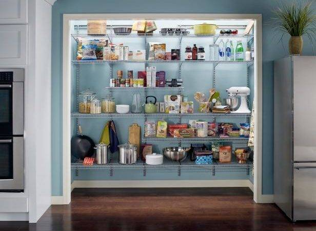 Kitchen Pantry Ideas Accessories Hgtv