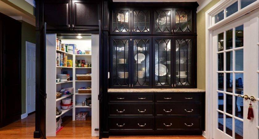 Kitchen Pantry Ideas Create Well Managed