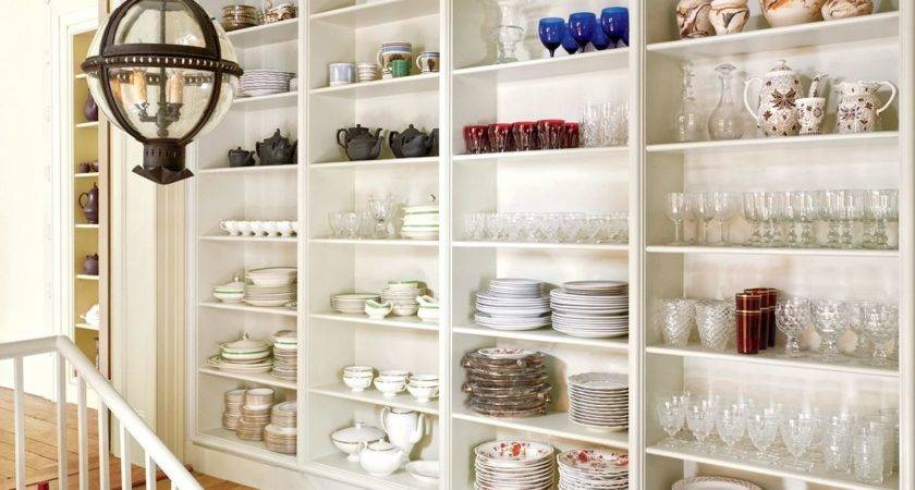 Kitchen Pantry Ideas Organization