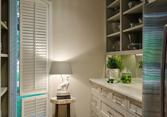 Kitchen Pantry Laundry Room Design Home