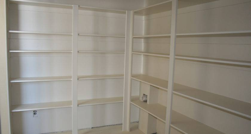 Kitchen Pantry Shelving Systems Video Photos