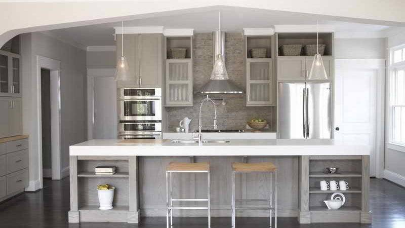 Kitchen Remodeling White Gray Ideas Off