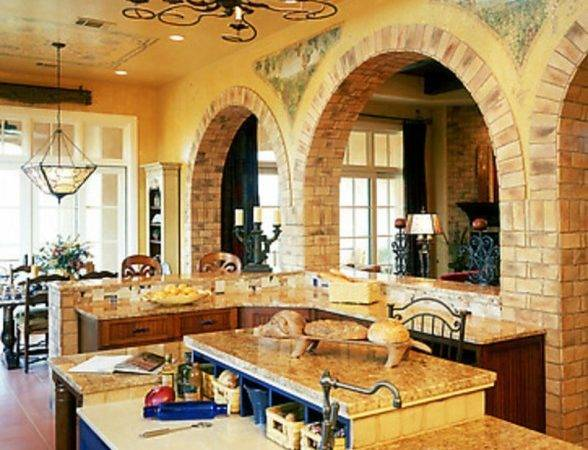 Kitchen Remodels Country French Tuscan Beautiful Modern Home