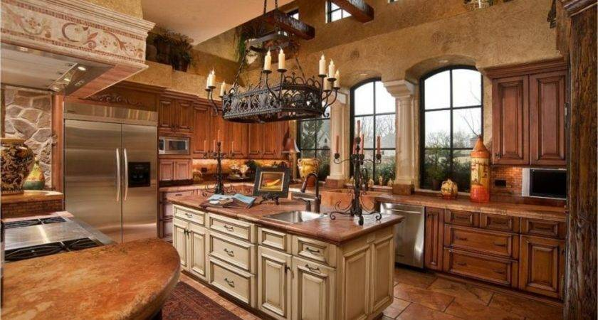 Kitchen Rustic Lighting Awesome Ideas