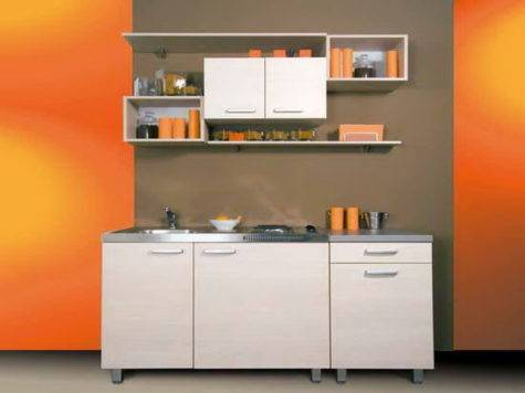 Kitchen Small Design Cabinet Ideas