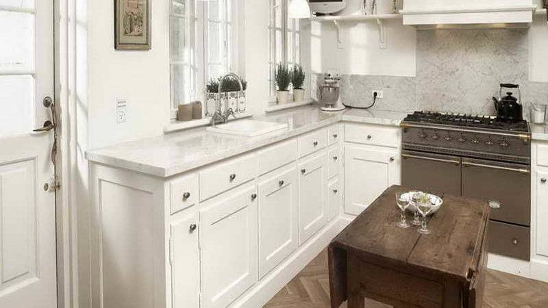 Kitchen Small White Designs