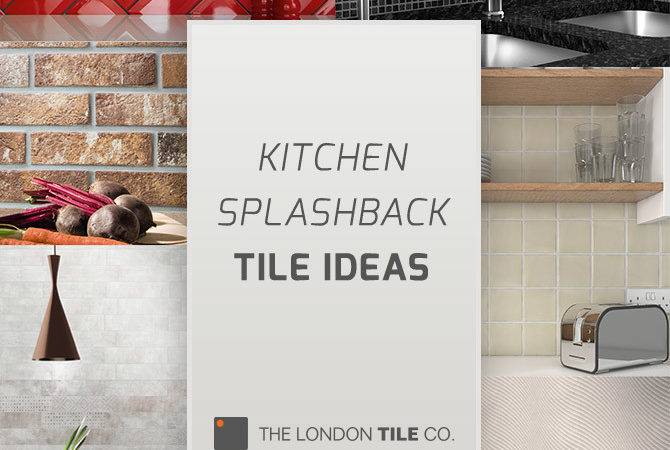 Kitchen Splashback Tile Design Ideas London
