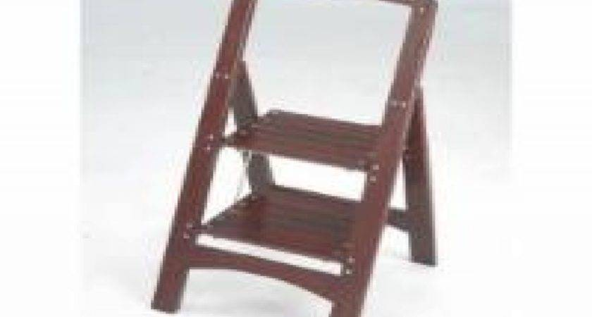 Kitchen Step Stool Wooden Plans