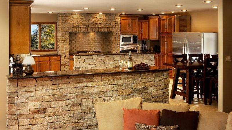Kitchen Stone Wall Coverings Natural Cladding