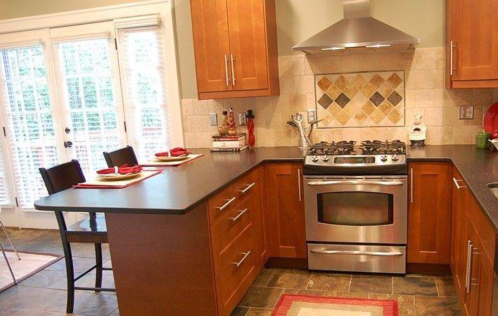 Kitchen Stove Islands Peninsula Kitchens