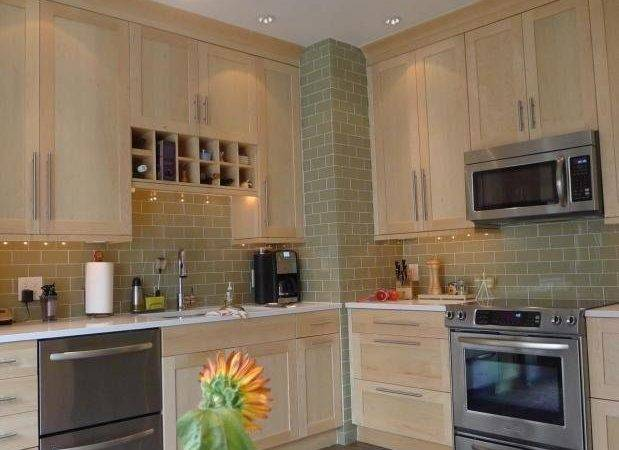 Kitchen Tiny Wall Units Designs Small