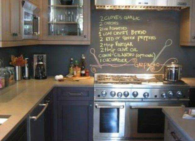 Kitchen Trends Chalkboard Design Ideas Feast Magazine