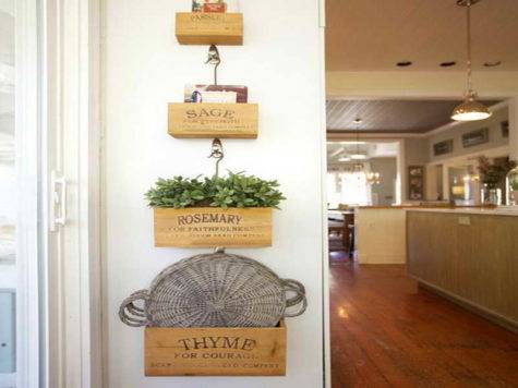 Kitchen Wall Decorating Ideas Country