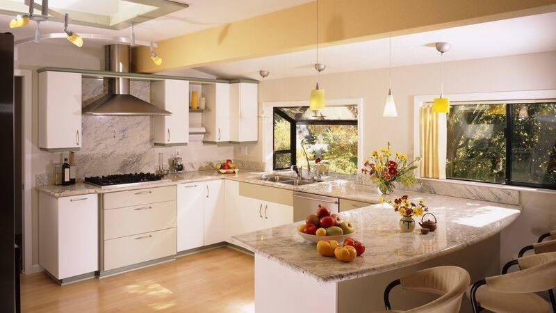 Kitchens Style Modern Kitchen Design